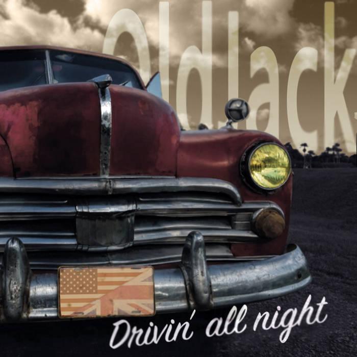 Drivin' All Night cover art
