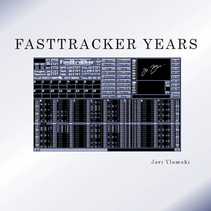 Fasttracker Years cover art