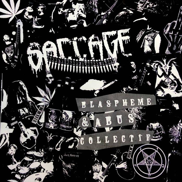Blasphème et abus collectif (live demo) cover art