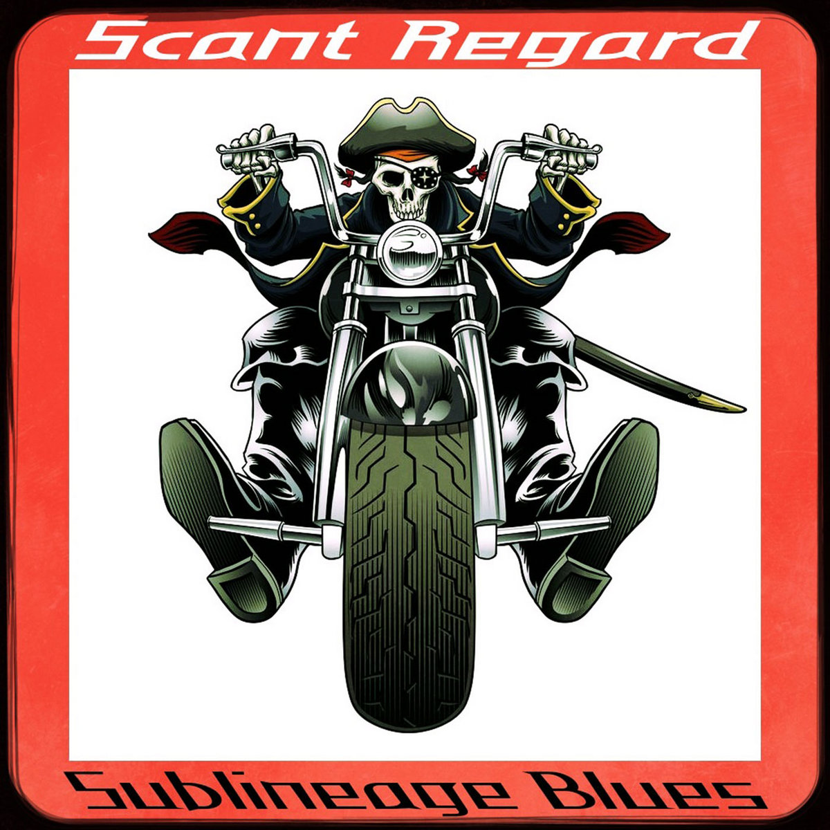 Sublineage Blues by Scant Regard