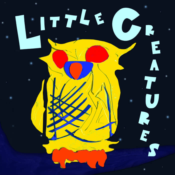 Little Creatures - EP cover art