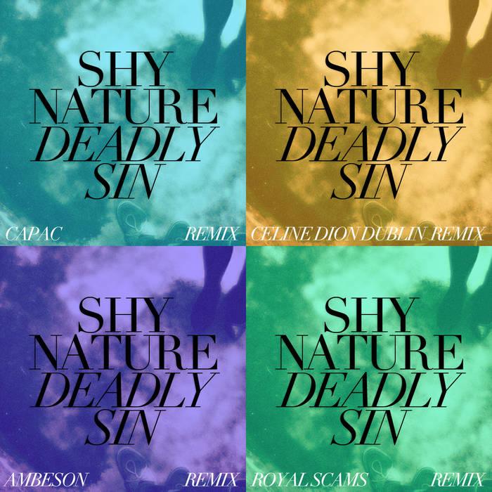 Deadly Sin - Remixes cover art