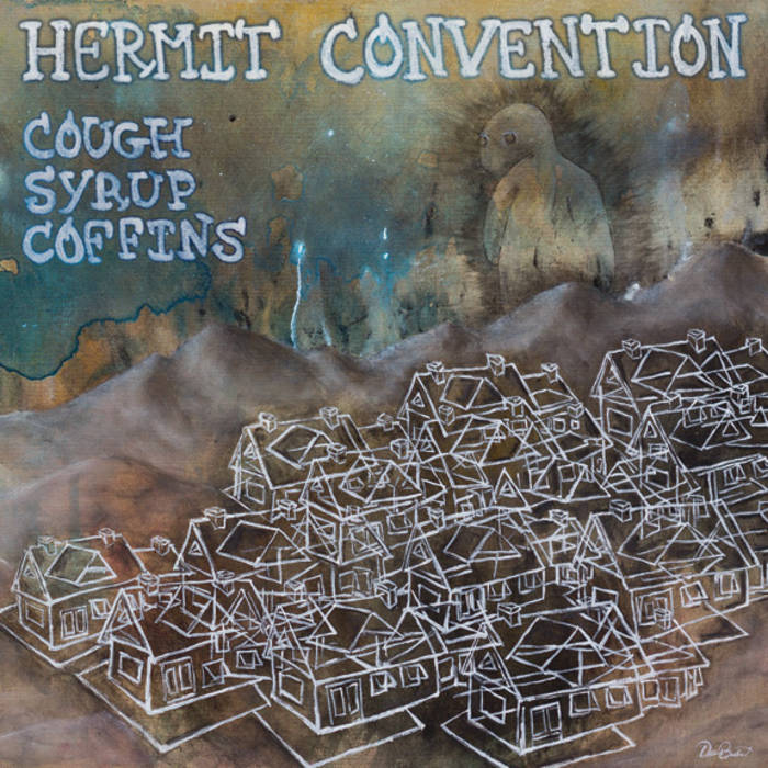 Cough Syrup Coffins cover art