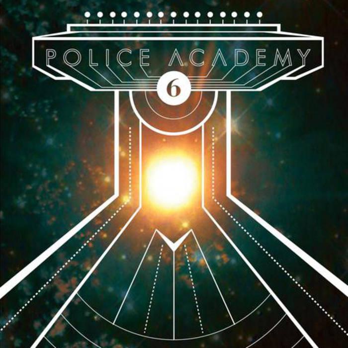 Police Academy 6 cover art