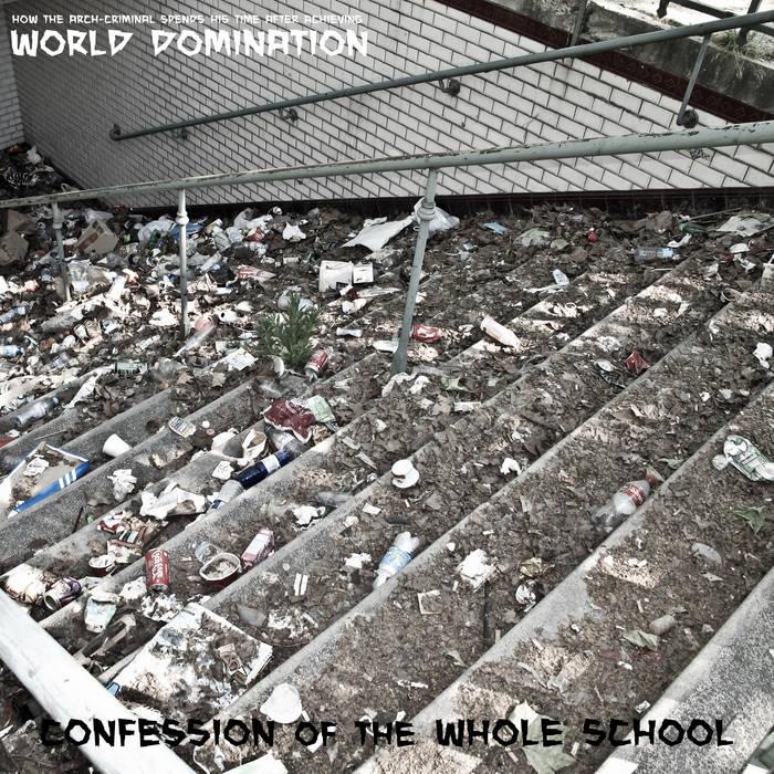 World Domination E.P. cover art