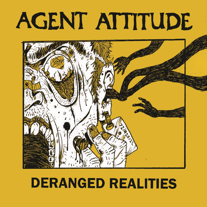 Deranged Realities cover art
