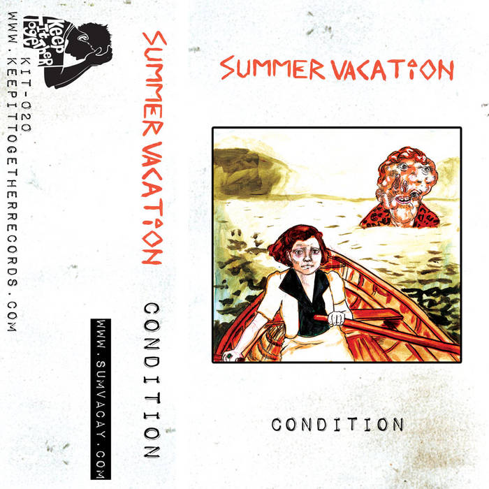Condition cover art