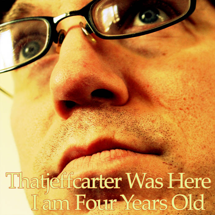 I Am Four Years Old cover art