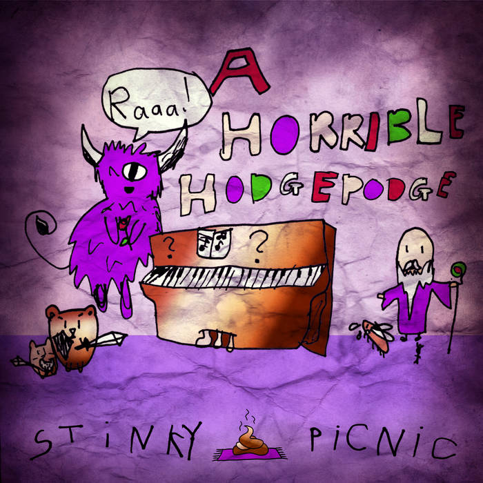 A Horrible Hodgepodge cover art