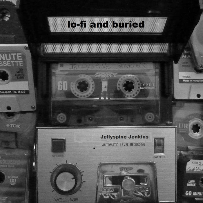 lofi and buried cover art