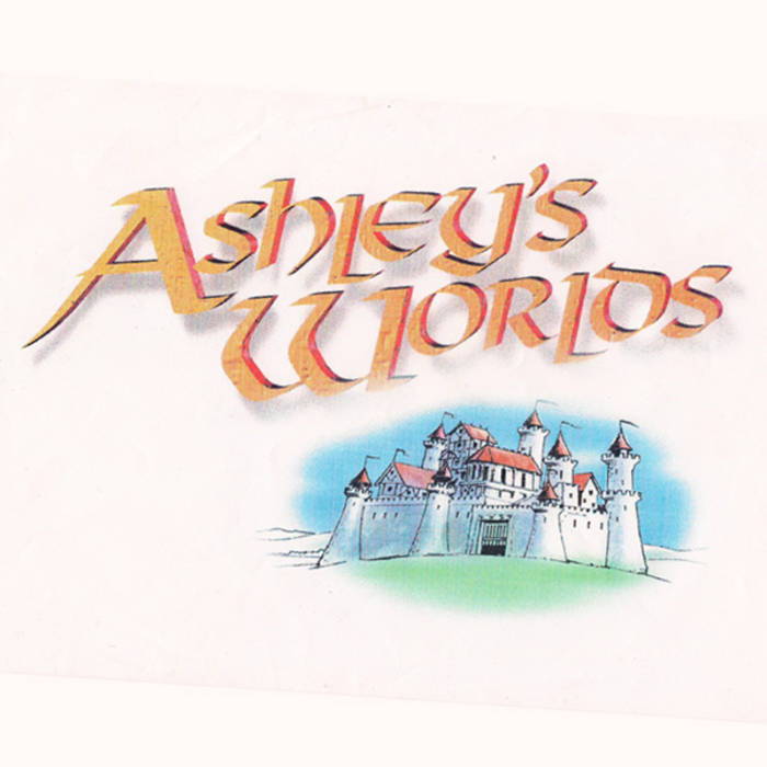 Ashley's Worlds cover art