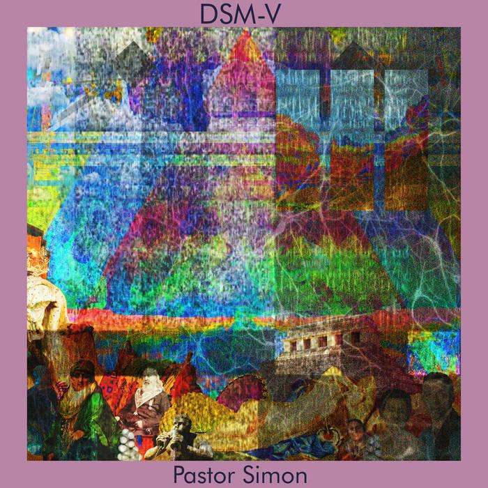 DSM-V cover art