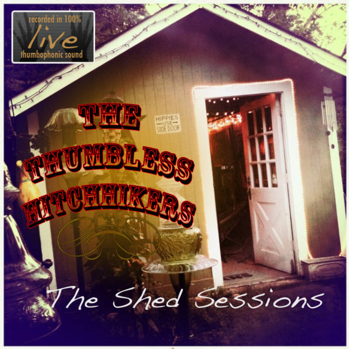 The Shed Sessions cover art