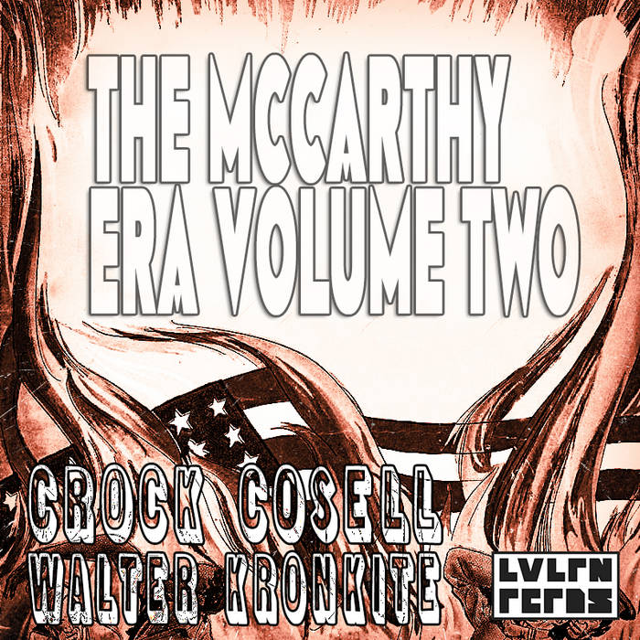 The McCarthy Era Vol. 2 cover art