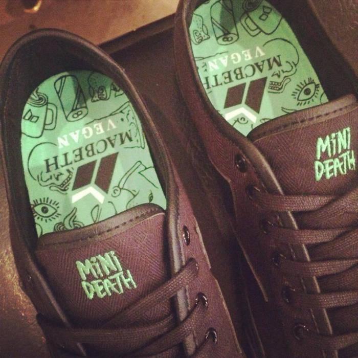 Journeys Free Mini Death X Macbeth Footwear Mix EP cover art