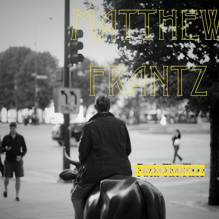 Matthew Frantz cover art