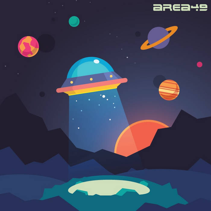 AREA49 cover art