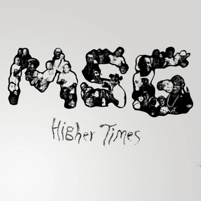 Higher Times cover art