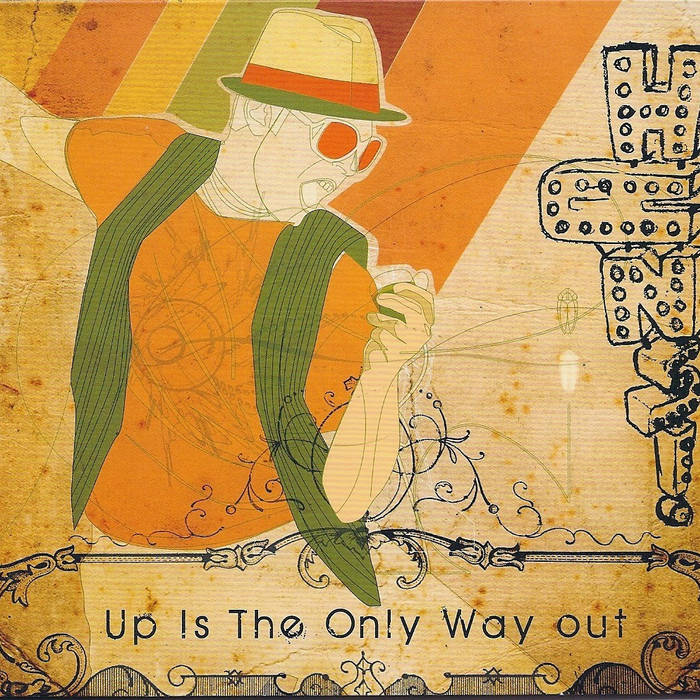 Up Is The Only Way Out cover art