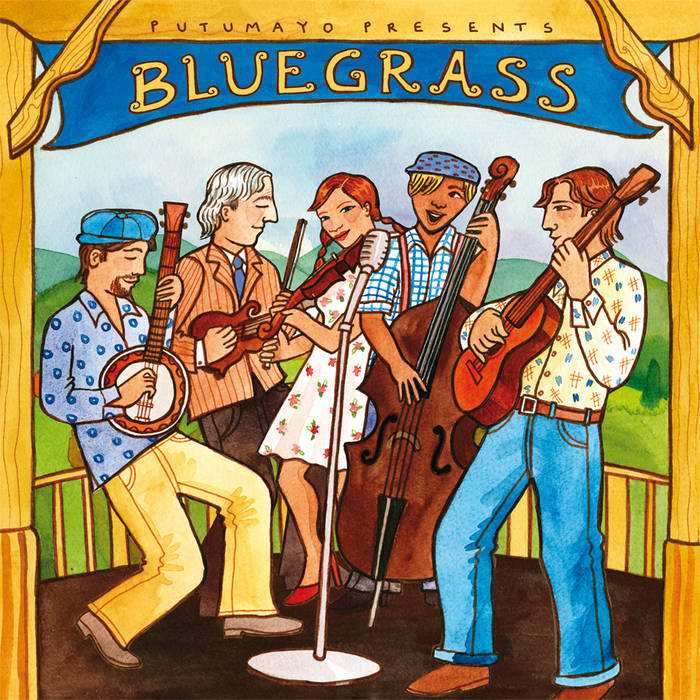 Bluegrass cover art