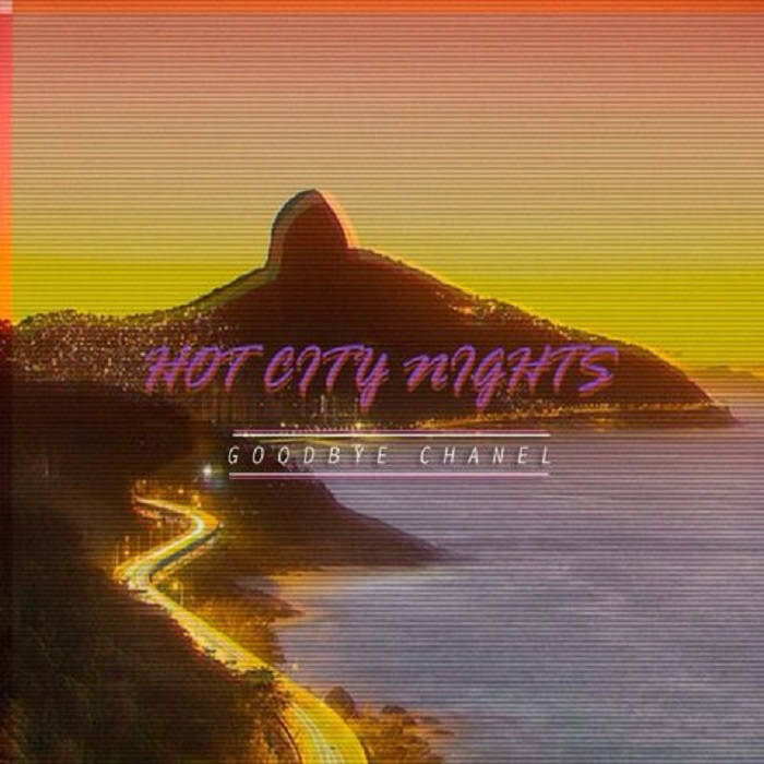 HOT CITY NIGHTS cover art