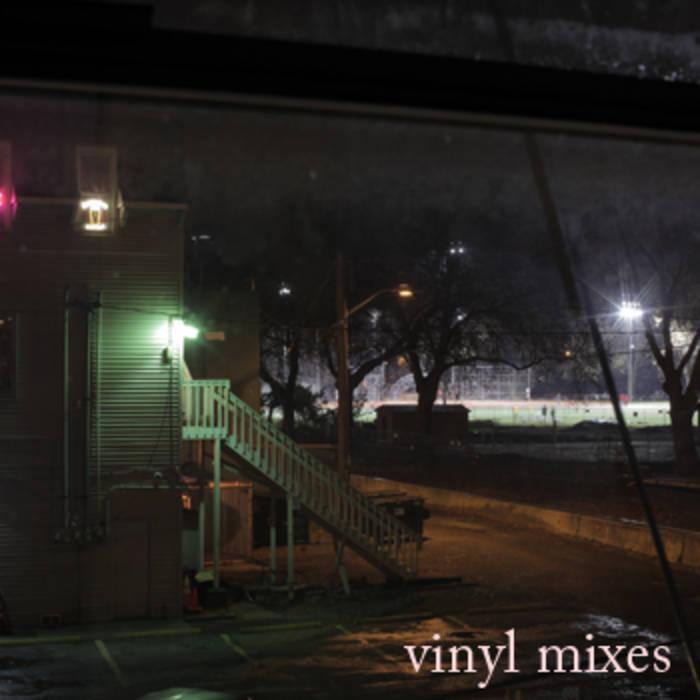 Vinyl Mixes cover art