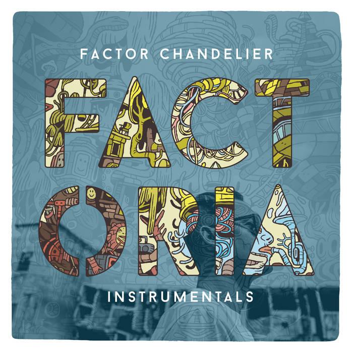 Factoria Instrumentals cover art