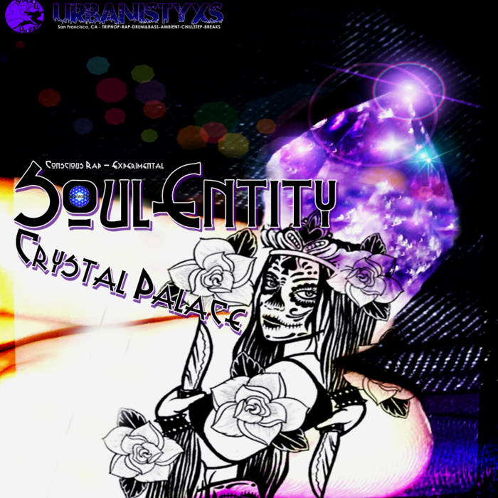 "SoulEntity ""Crystal Palace"" - The ShadowPeople Collective cover art"