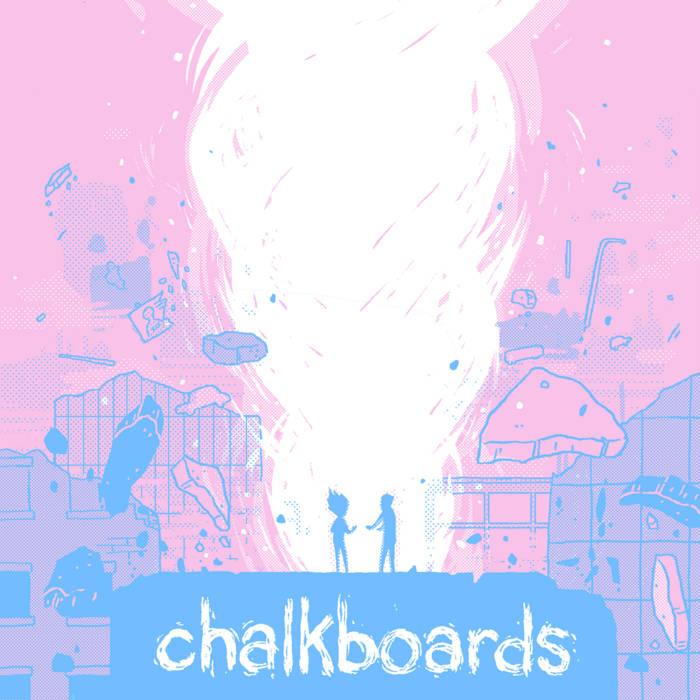 chalkboards cover art