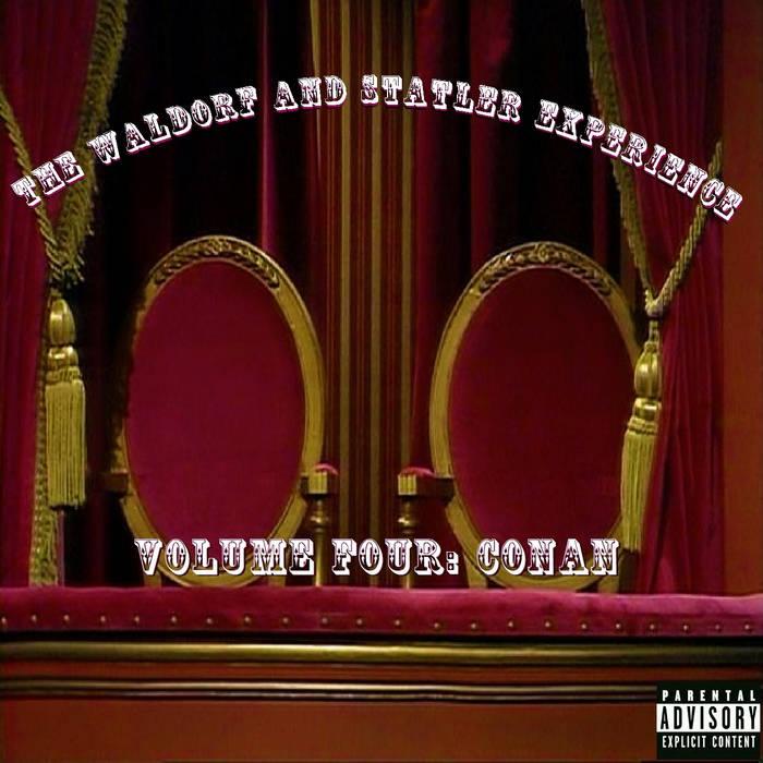 Balcony Music, Volume Four: CONAN cover art