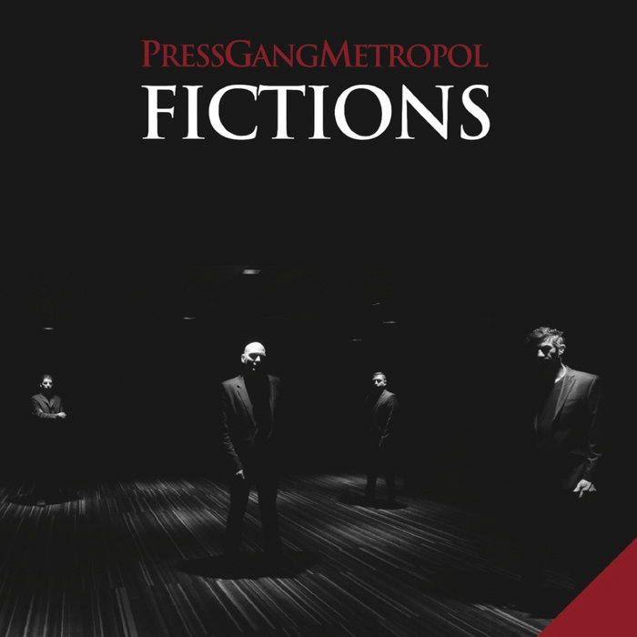 Fictions EP cover art
