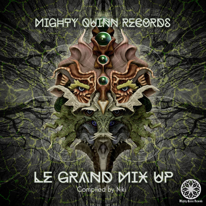 Le Grand Mix Up cover art