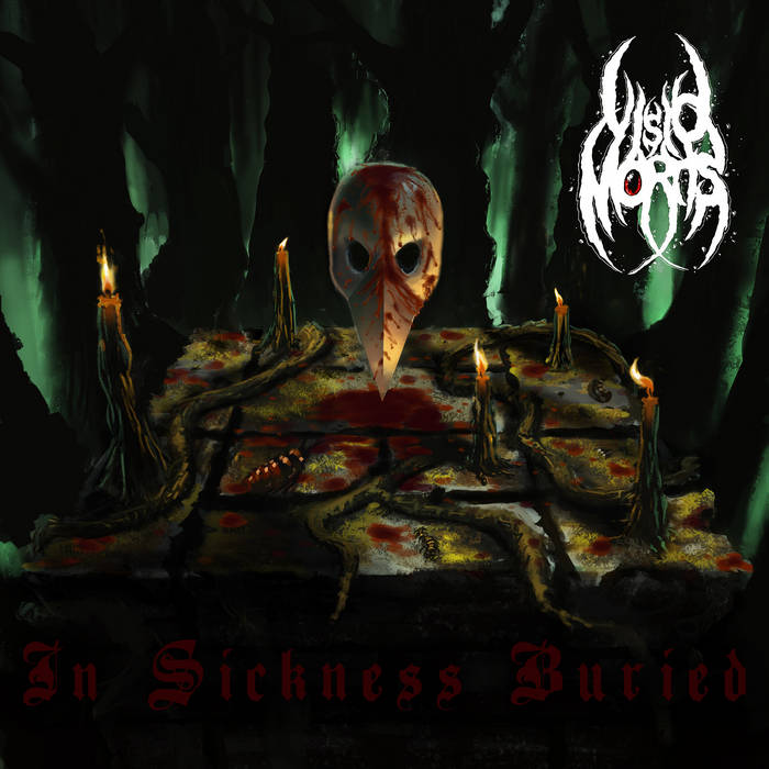 In Sickness Buried (demo) cover art