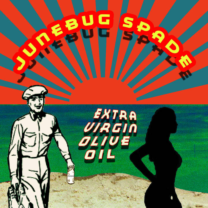 EXTRA VIRGIN OLIVE OIL cover art