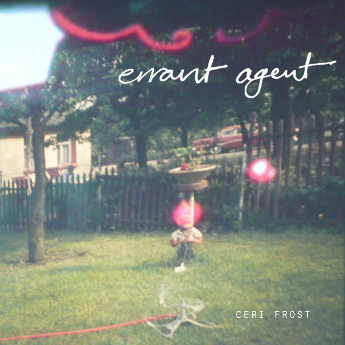 Errant Agent cover art