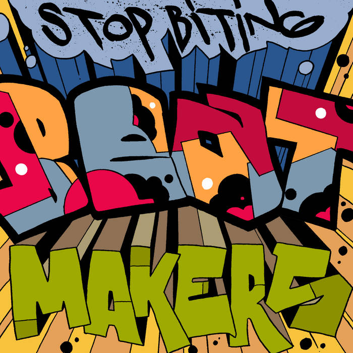 Stop Biting Beatmakers Compilation Vol. 1 cover art