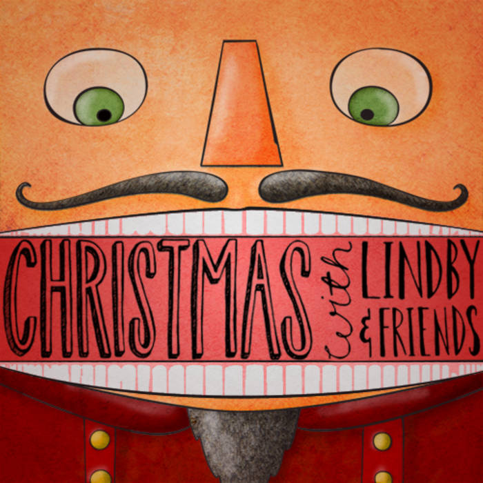 Christmas with Lindby & Friends cover art