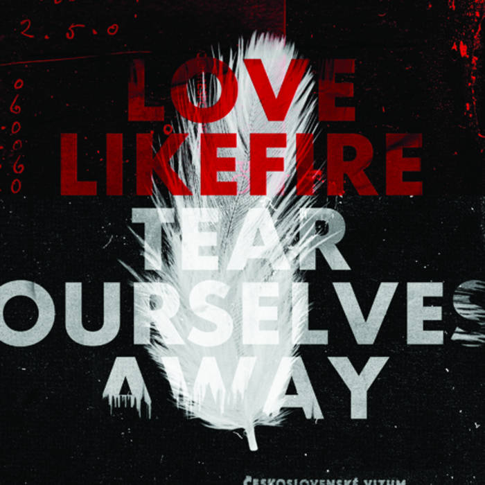 Tear Ourselves Away cover art