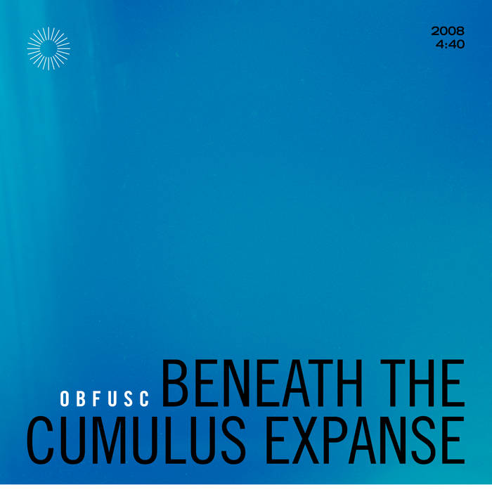 Beneath The Cumulus Expanse cover art