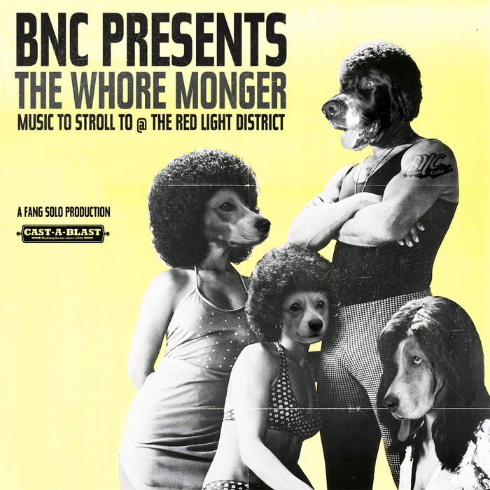 The Whore Monger (free download) cover art