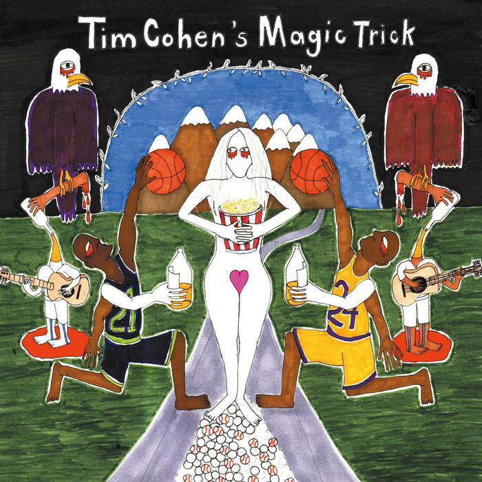 Tim Cohen's Magic Trick cover art