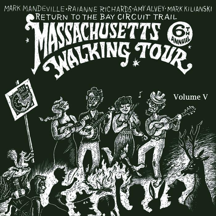 Massachusetts Walking Tour Vol. V cover art