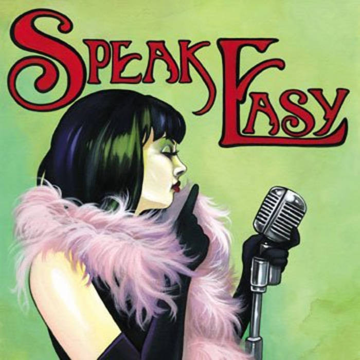 Speak Easy cover art