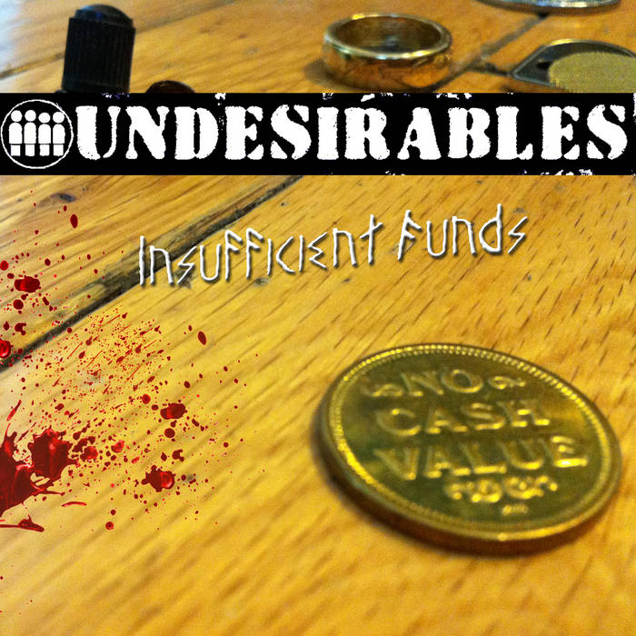 Insufficient Funds cover art