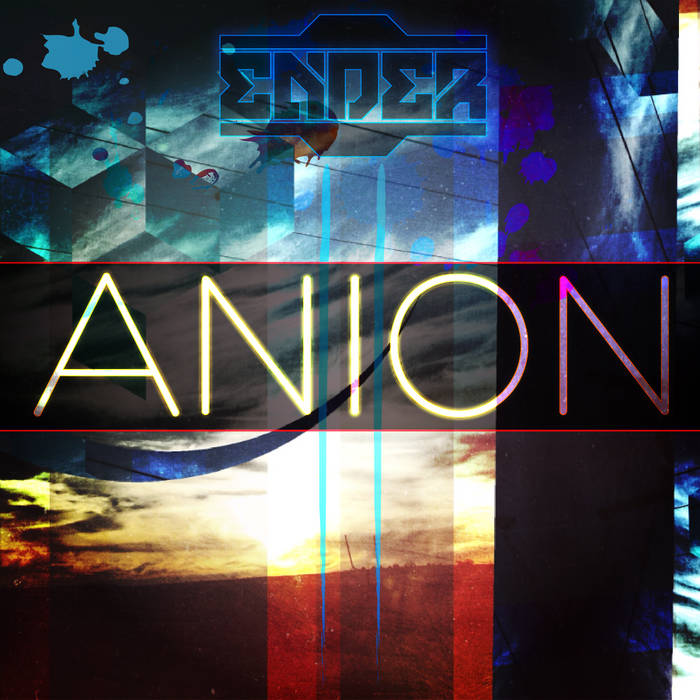 Anion EP cover art