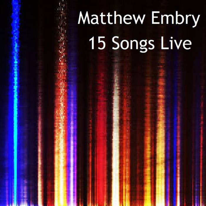 15 Songs Live cover art