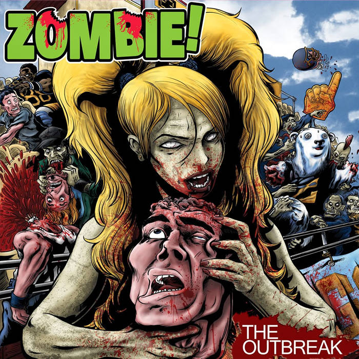 The Outbreak cover art