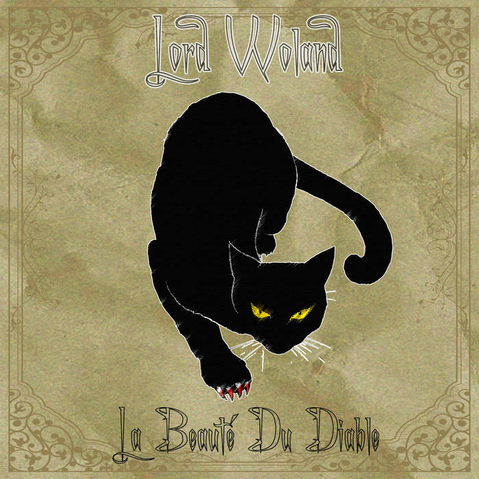 Lord Woland - La Beauté Du Diable (Demo) cover art