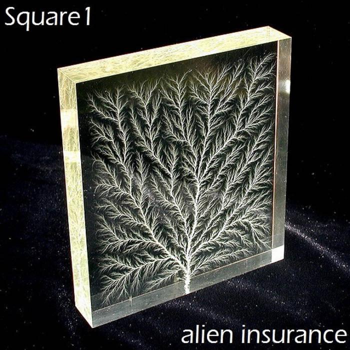 Alien Insurance cover art