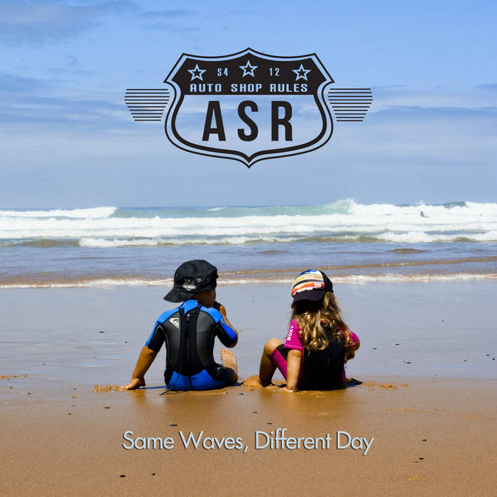 Same Waves, Different Day cover art